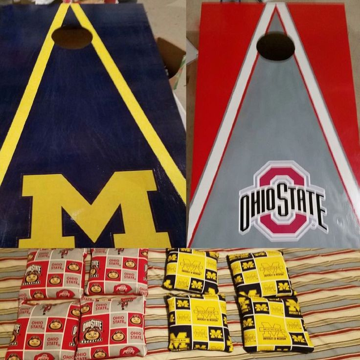 We are raffling these Beautiful Corn Hole Boards off for the big game this Saturday! Get your tickets now at The White Rhino Redford! 3135411044.
