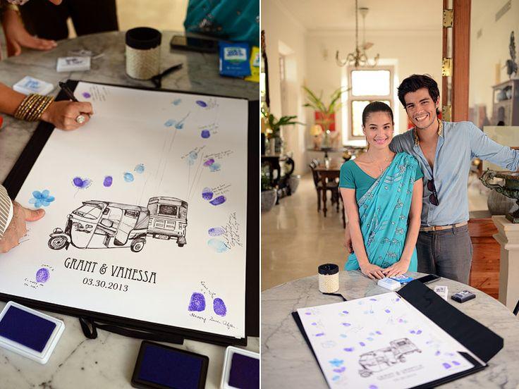 Grant and Vanessa: Galle, Sri Lanka Destination Wedding : Chestknots Studios