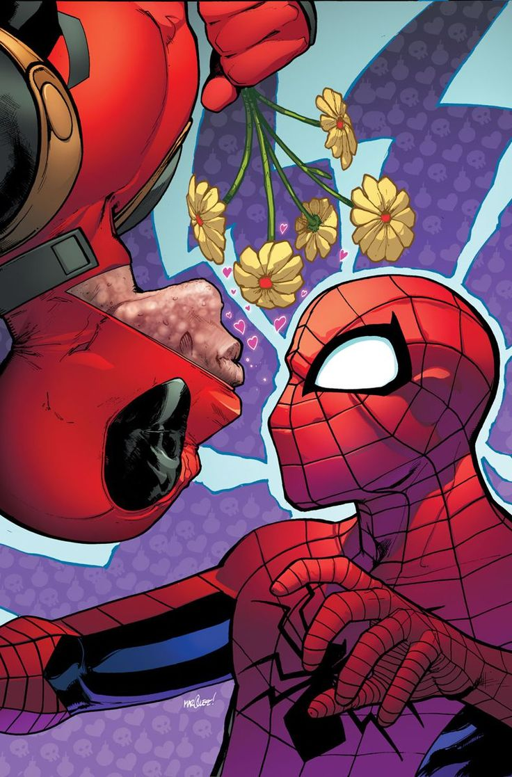 CIVIL WAR II artist David Marquez ushers in a new kind of Marvel Team-Up.