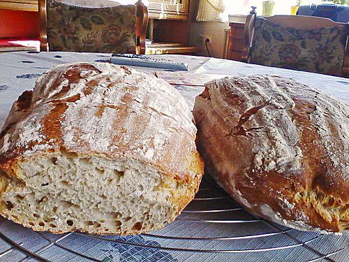 Röstzwiebelbrot für den Brotbackautomaten