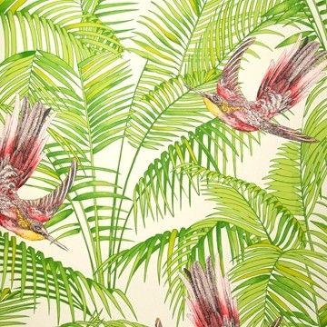 Matthew Williamsson Sunbird (Engelska Tapetmagasinet)