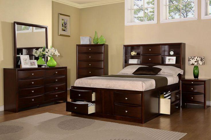 queen bedroom furniture sets under  300