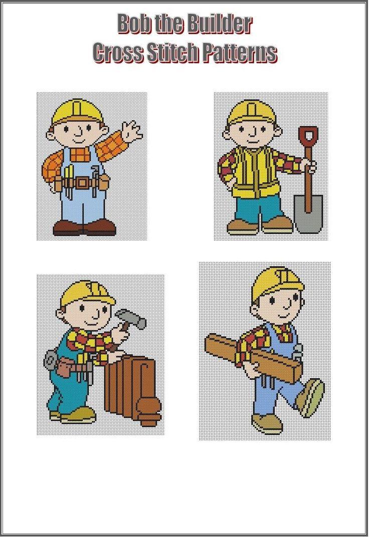 Großzügig Bob Das Builder Strickmuster Zeitgenössisch ...