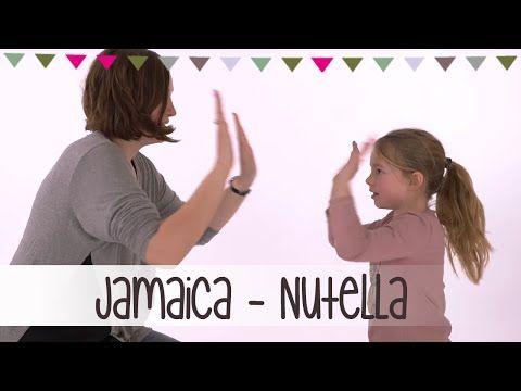 Jamaica - Nutella   Klatsch-Spiel Anleitung - YouTube