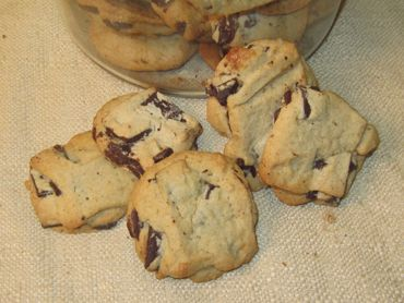 The Best Chocolate Chip Cookie recipe right here!  Includes a variation for how to make them soft and chewy if you prefer that style!