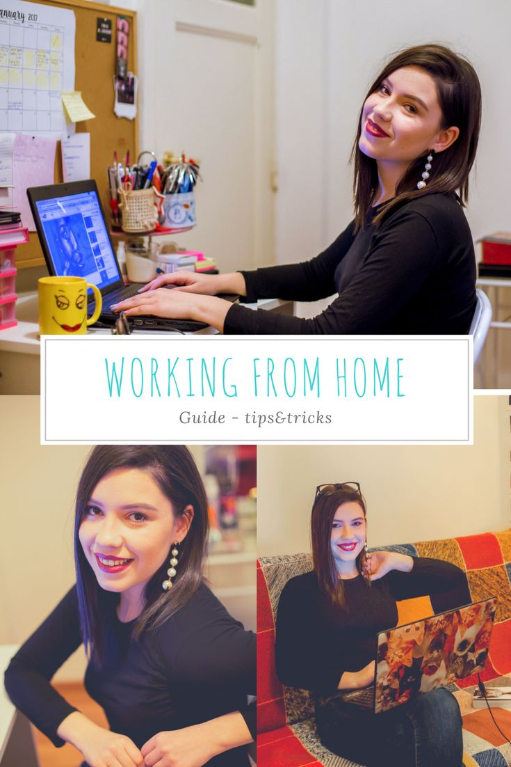 Everything you wanna know about working from home :)