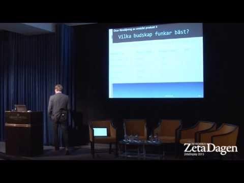 ▶ Nordiska ZetaDagen 2013 - YouTube Jens Nordfält (programchef Handelshögskolan) slår fast att digital signage är bra både för enskilda produkter och för butiksmiljön. Från Nordiska ZetaDagen i april 2013.