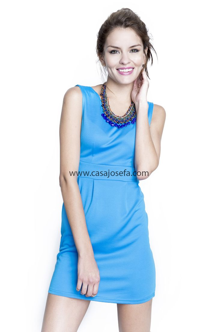 af1209029 Venta de vestidos de fiesta usados en queretaro – Vestido azul