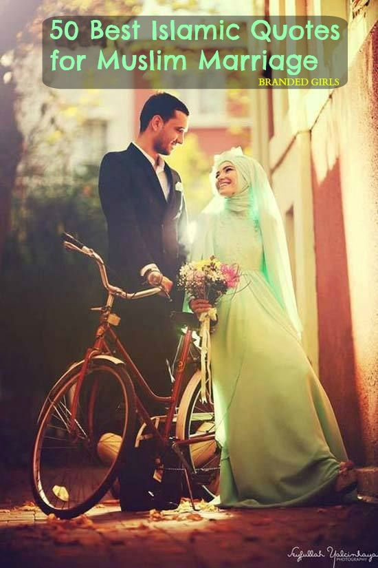 QURANIC QUOTES FOR MARRIGES