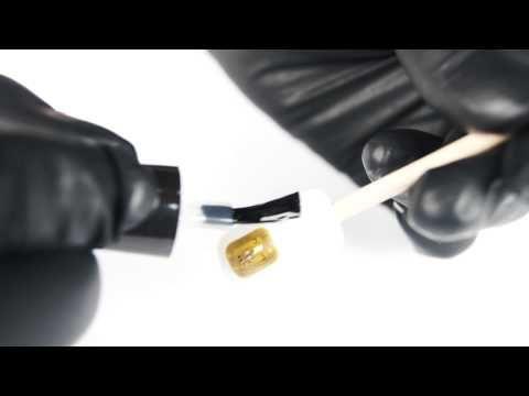 NFC Nails AllePaznokcie.pl - YouTube