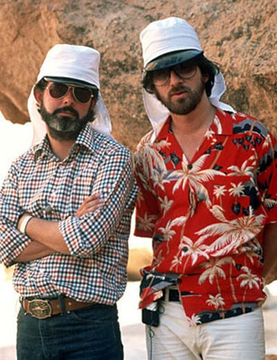 George Lucas and Steven Spielberg - together and individually they have changed the face of movies. Many happy hours have been spent watching their creations.