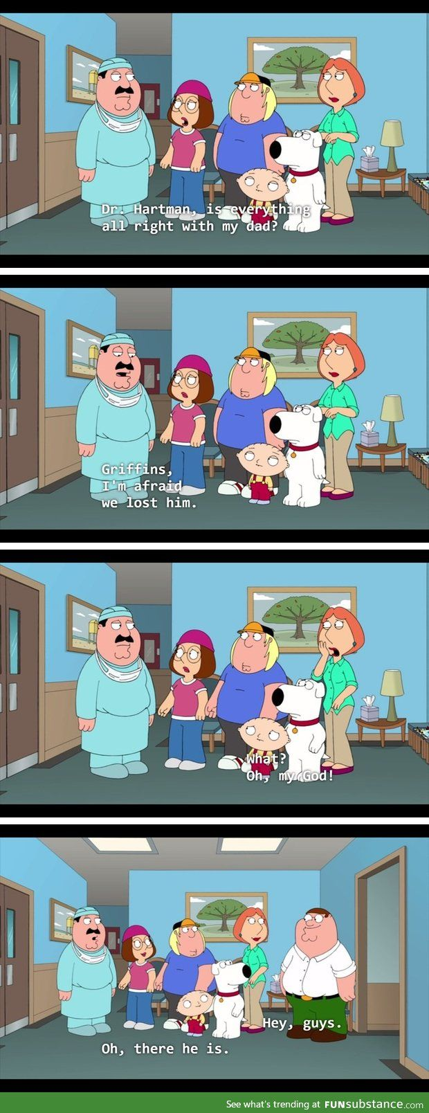 Family Guy Donkey Footloose Wwwmiifotoscom