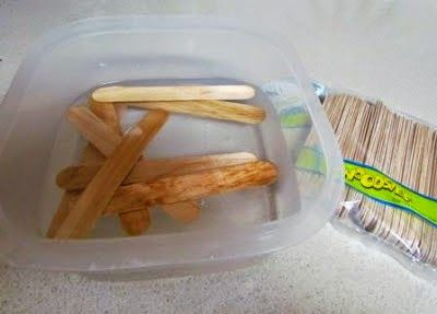 Φτιάξτε εκπληκτικά βραχιόλια απο ξυλάκια παγωτού! | Φτιάξτο μόνος σου - Κατασκευές DIY - Do it yourself