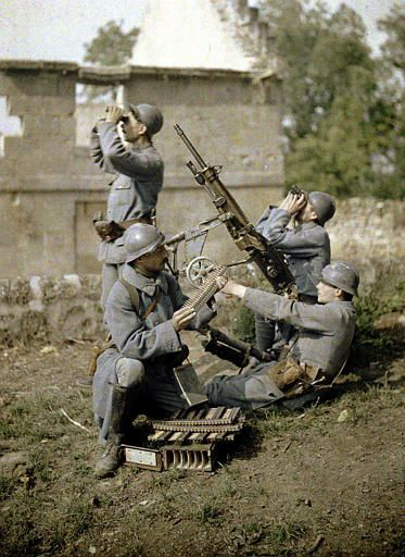Ww1 Pictures In Color Absolutely