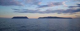 Big Diomede and Little Diomede Island - Wiki