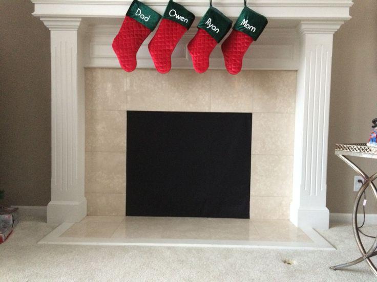 Best 25 Fireplace Draft Stopper Ideas On Pinterest