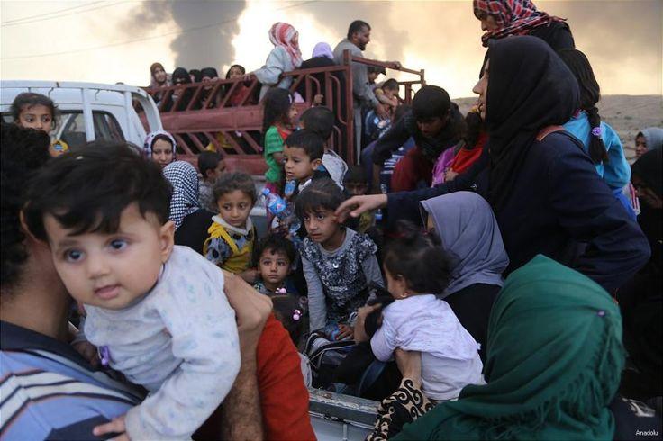 Pertempuran Meningkat 15.000 Anak Irak di Mosul Mengungsi  15.000 anak Irak dan keluarga mereka di Mosul kembali mengungsi untuk menyelamatkan diri dari pertempuran sengit antara ISIS dan rezim Irak  SALAM-ONLINE: Sebanyak 15.000 anak dalam sepekan terakhir telah mengungsi dari bagian barat Kota Mosul di Irak tempat pertempuran antara pasukan rezim dan petempur ISIS meningkat kata Badan Dana Anak Perserikatan Bangsa-Bangsa (UNICEF).  UNICEF merespons kebutuhan mendesak di Kamp Hamam Al Ali…