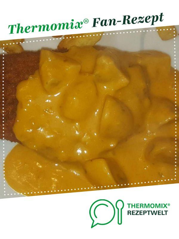 Champignonrahmsoße von nessy654. Ein Thermomix ® Rezept aus der Kategorie Saucen/Dips/Brotaufstriche auf www.rezeptwelt.de, der Thermomix ® Community.