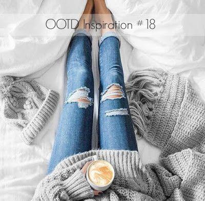 Mystery Girl: OOTD Inspiration | #18
