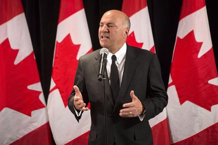Celebrity investor and reality-TV star Kevin O'Leary is quitting the federal Conservative leadership race and throwing his support behind Quebec rival Maxime Bernier. O'Leary said he is supporting Bernier because the longtime Quebec MP's policies mirror his own. A lack of facility with French was always considered one of O'Leary's greatest liabilities.
