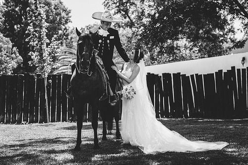 C+A Charro - Wedding - Boda - Charra - Strobist - Photography - Fotografia - Sesion -