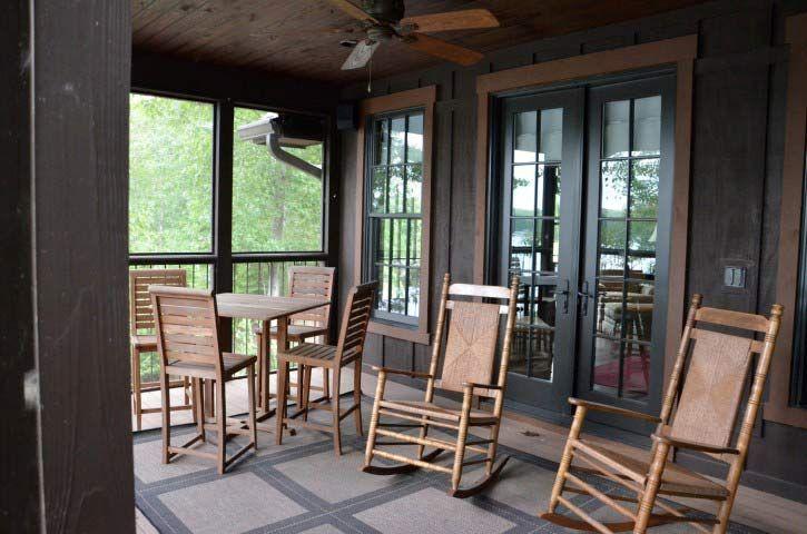 Appalachia Mountain | A-Frame Lake or Mountain house plan with photos