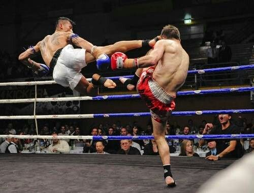 how to train for a muay thai fight