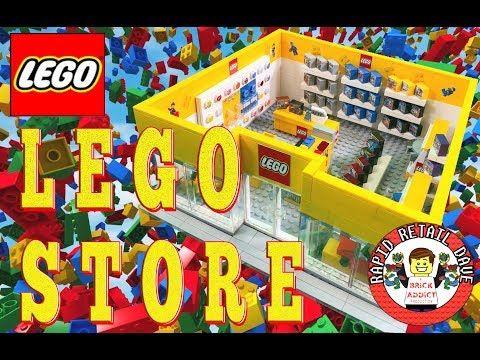 Brick Addict - YouTube | LegoAddict Net | Lego mcdonalds