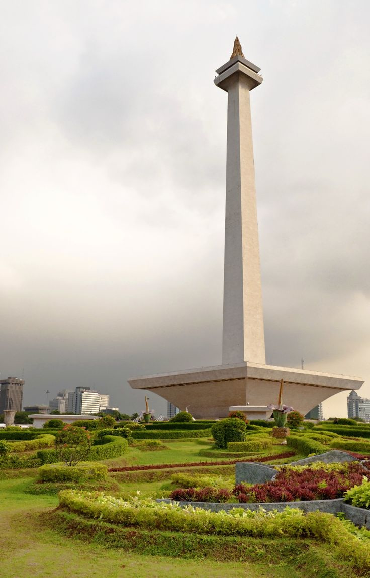 National Monument, Jakarta, Indonesia - Visit http://asiaexpatguides.com to make the most of your experience in Indonesia!