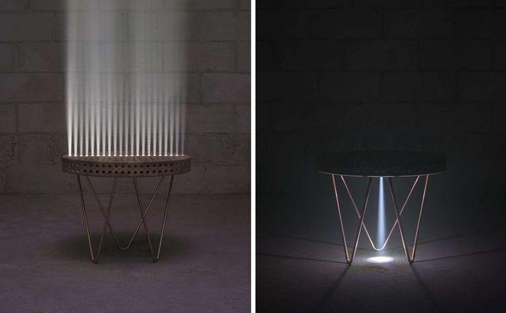 REAKTOR TABLE, design: Piotr Grzybowski, photo : Vojtech Veskrna