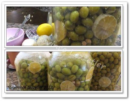 Yeşil Zeytin Tadlandırma Ve Kurumu Nasıl Yapılır, yeşil zeytin hazırlamak, evde yeşil zeytin kurumu,nursevince zeytin tadlandırma , zeytinli tarifler, yeşil zeytin