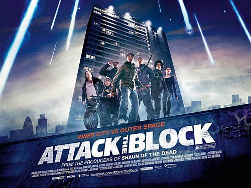 """""""Attack the Block."""" 90% on Rotten Tomatoes... why?"""