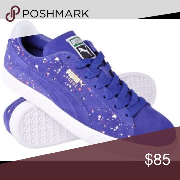 1000 ideas about puma suede blue on pinterest puma by. Black Bedroom Furniture Sets. Home Design Ideas