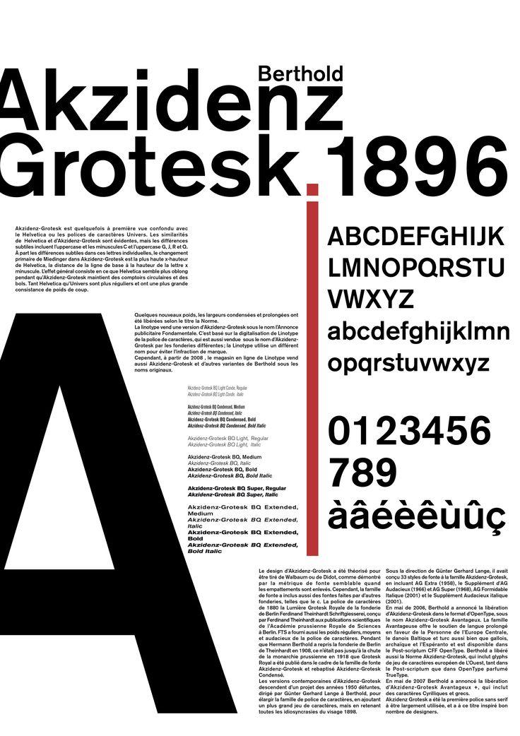 Akzidenz Grotesk is No. 7 http://www.100besttypefaces.com/7_Akzidenz-Grotesk.html#a7 (Favorite Fonts Sans Serif)