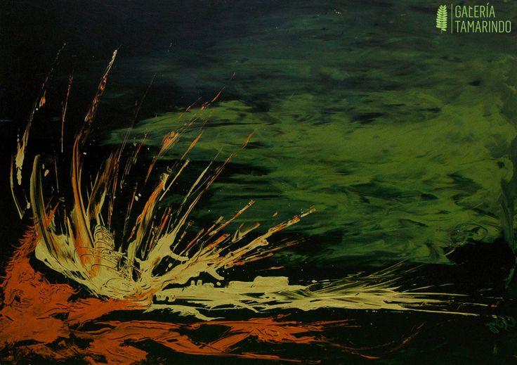 Página de Emmanuel Daza en Galeria Tamarindo.