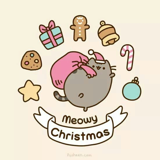 Meowy Christmas to all the cat lovers out there!