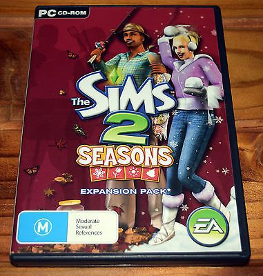 The Sims 2 Seasons PC Game
