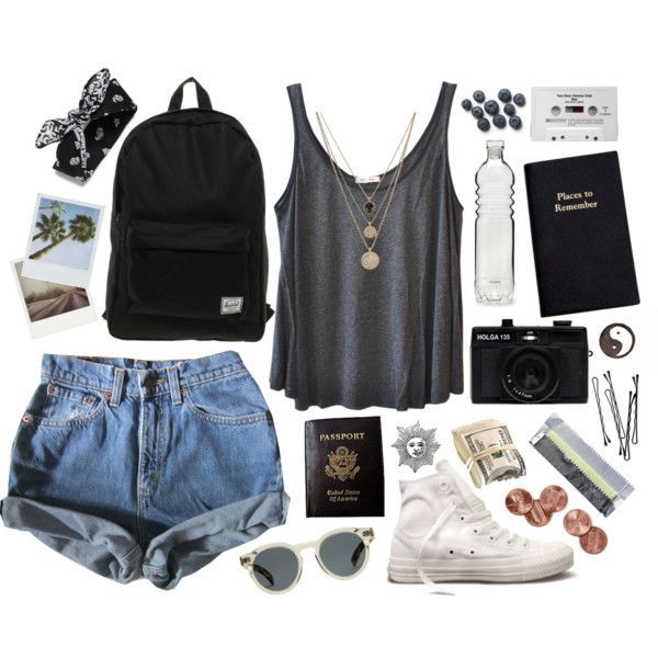 b6c6aa41f0eaf4f5bd5772c19fe561d6 Road Trip Essentials-20 Best Outfits for Rice …
