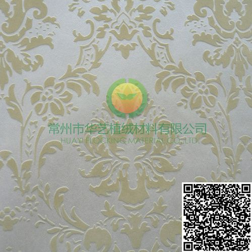 Huayi Flocked wallpaper ❤ Classic Style HYCS300103 ❤ Complete specifications & First-class quality