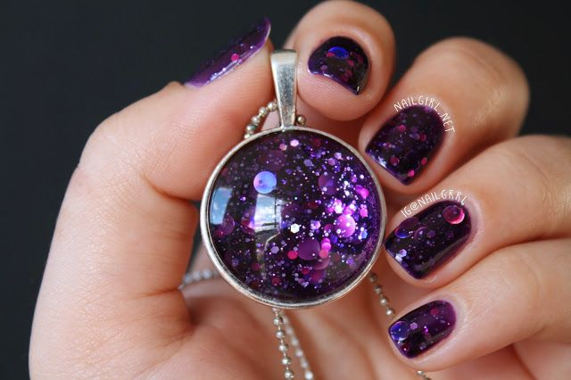 Bewertung: Peacock Pie Nail Polish Jewelry – DIY jewelry