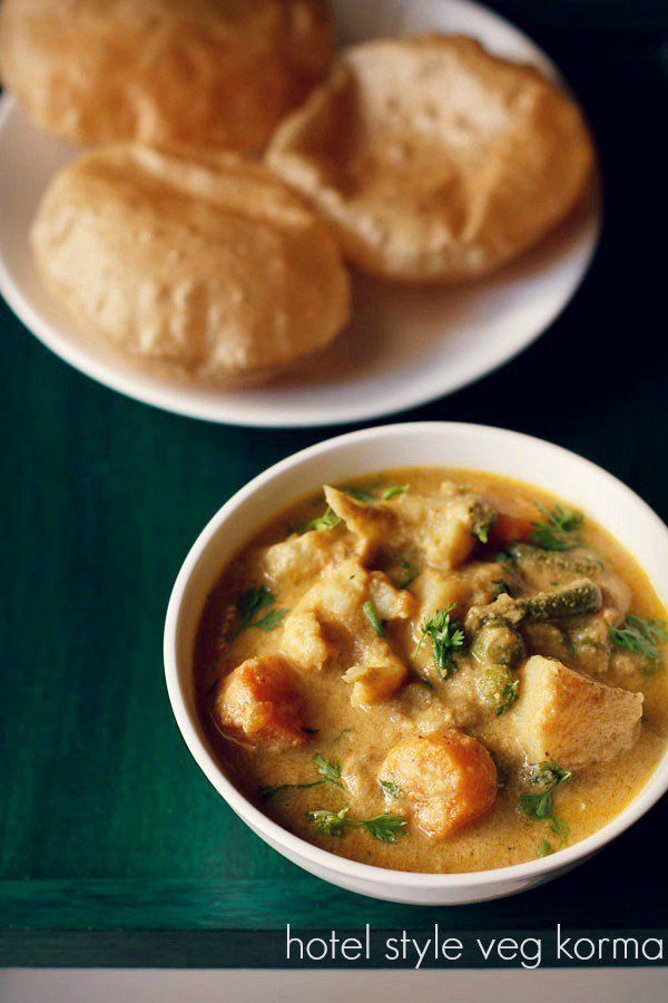 Veg Kurma Recipe Veg Kurma Recipe Veg Recipes Kurma Recipe