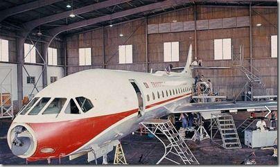 Restos de Colecção: Primeiro Avião a Jacto da TAP