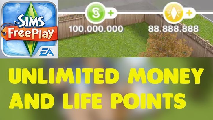 sims freeplay hack cheat illimite Simflouz et PMV gratuit  Sims Freeplay Hack Android/IOS - YouTube