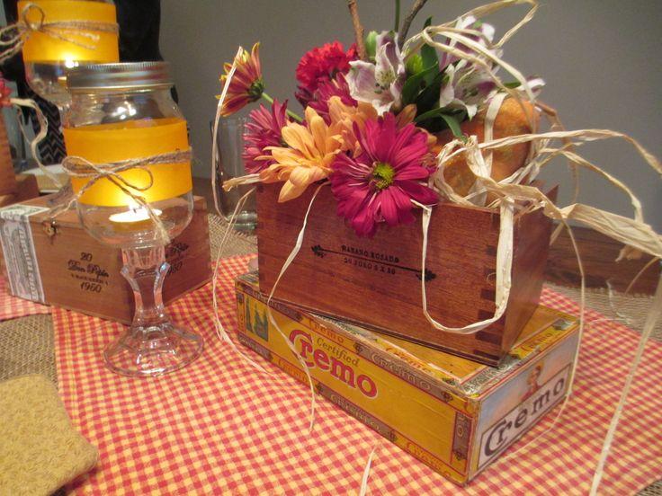25 Best Cigar Boxes Images On Pinterest Cigar Box Crafts