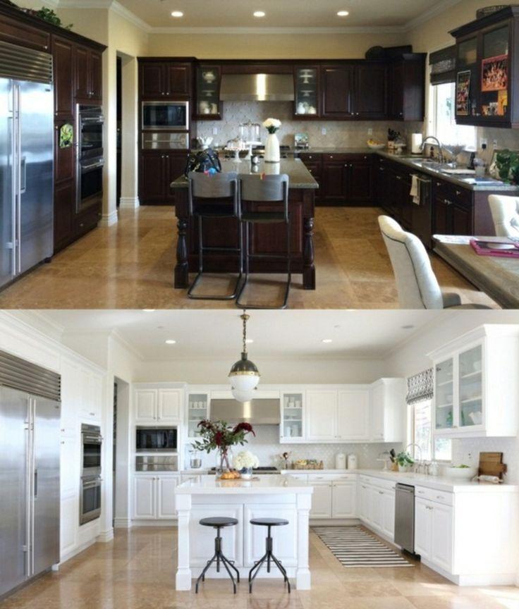Die besten 25+ Küchenfronten austauschen Ideen auf Pinterest ...