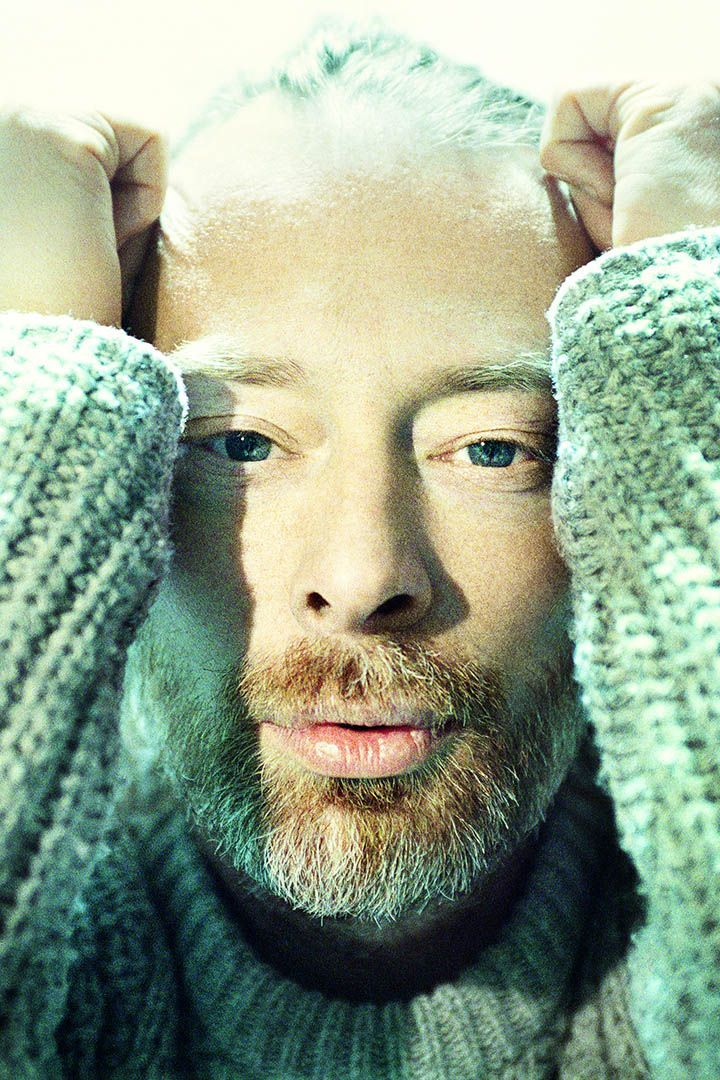 Thom Yorke Photo session - By Pari Ducovic for New Yorker magazine - 22 jan 2013