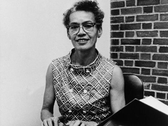 "Pauli Murray grew up in Durham and was the only woman in her 1944 graduating class at Howard Law School. She won a fellowship to Harvard but was rejected because of her gender. She published ""States' Laws on Race and Color"" in 1951. She participated in the protests of the Civil Rights Movement and was very critical of the lack of women in key leadership roles in civil rights organizations. This led to her becoming one of the key founders of the National Organization of Women (NOW)."