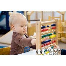 Numaratoare / abac mare Montessori