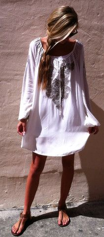#SummerLiving ~ And The Living Is Breezy ~ Pure Bloom Dress #StyleMeetsFunction