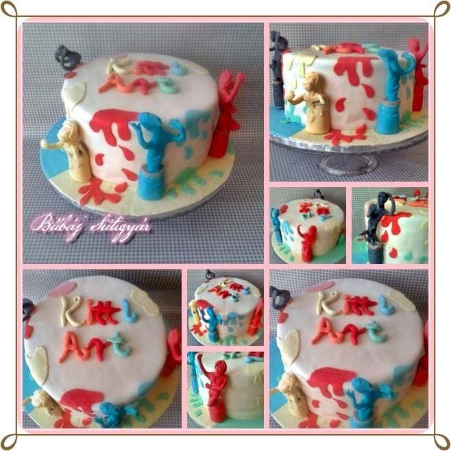 art cake https://www.facebook.com/BubajSutigyar